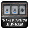 1961- 89 Ford Pickup and E-Van