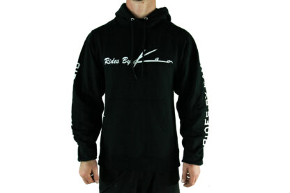 Havoc Black Mens Pull-Over Hoodie